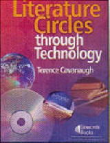 literature circles through technology book cover